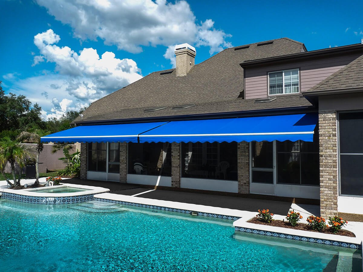 Designer Awnings   Retractable Awnings Allentown ...